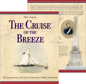 The Cruise of the Breeze book