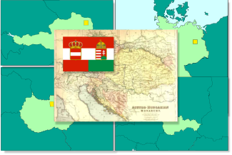 austro-hungarian-maps